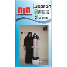 Membran Ultrafiltrasi 200 mm Lengkap Dengan Housin