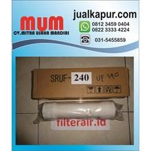 Small Capacity Ultrafiltration Membrane