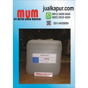 Dari Aqua DM Air Demineral 0