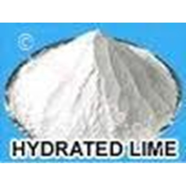 Hydrated Lime Ca(OH)2
