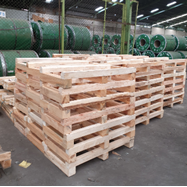 Pallet Kayu Coil