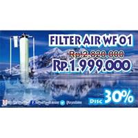 Jual Paket Filter  Air  Wf 01 2