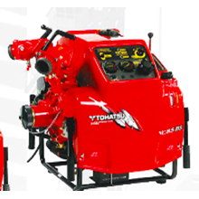 Portable Fire Pump Tohatsu Vc85bs