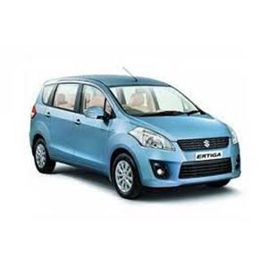 Mobil Suzuki Ertiga Serene Blue Metalic