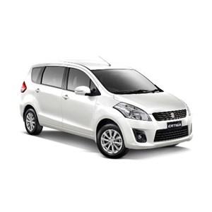 Mobil Suzuki Ertiga Pearl White