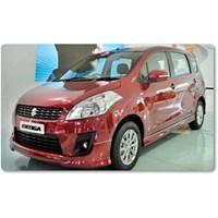 Mobil Suzuki Ertiga Radiant Red Pearl 1