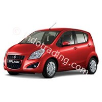 Distributor Mobil Suzuki New Splash Red 3
