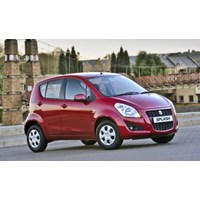 Mobil Suzuki New Splash Red 1