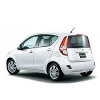 Mobil Suzuki New Splash White 1