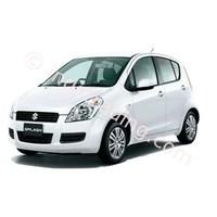 Jual Mobil Suzuki New Splash White 2
