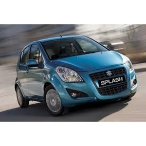 Mobil Suzuki New Splash Blue