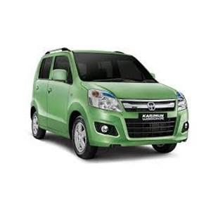 Mobil Karimun Wagon R Splash Green