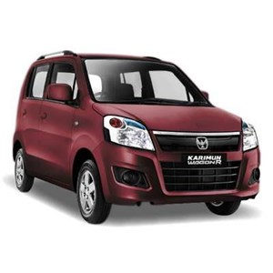Mobil Karimun Wagon R Radiant Red