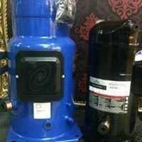 compressor Ac Copeland Scroll ZR 72 KC-TFD-522 1