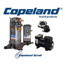 Compressor AC Copeland Scroll ZR36