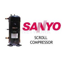 Kompresor Ac Sanyo Scroll Tipe Csb373h8a