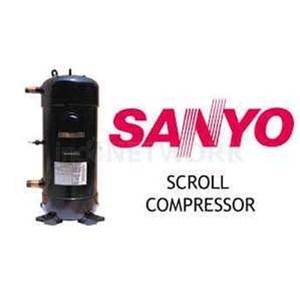 Kompresor Ac Sanyo Scroll Tipe Csb373h8a