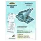 Gear Pump CG-075 - 3/4