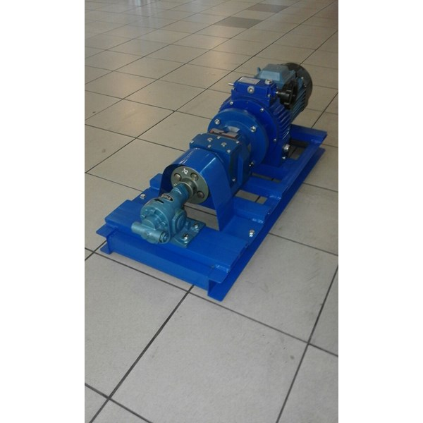 "Gear Pump Ropar CG-100 - 1"" x 1"""