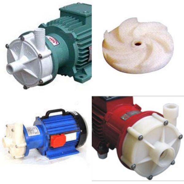 Pompa Kimia Magnetik - PP & PVDF