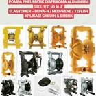 Pompa Diafragma - Aluminium 1