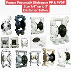 Pompa Diafragma - Polypropylene 1