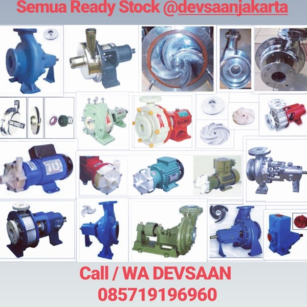 Pompa Sentrifugal Centrifugal Pump
