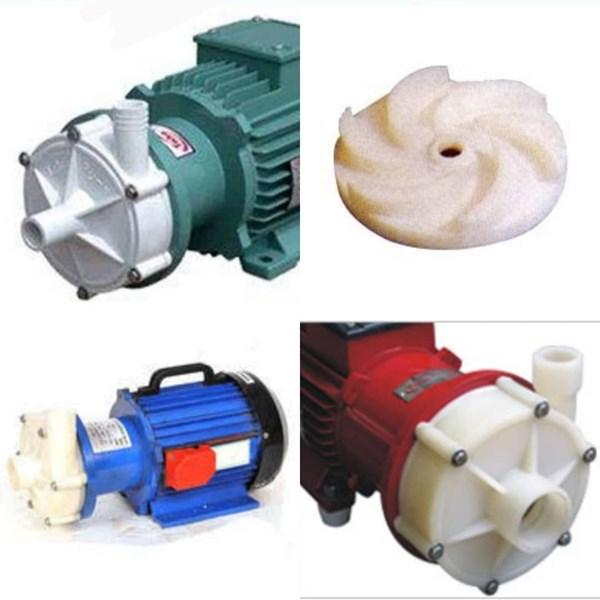 Pompa Kimia Magnetik - Polypropylene & PVDF