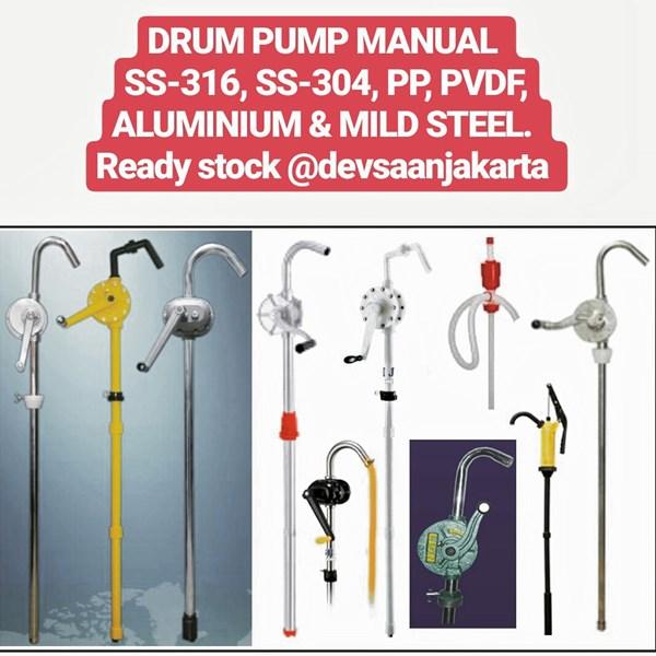 Drum Pump Manual