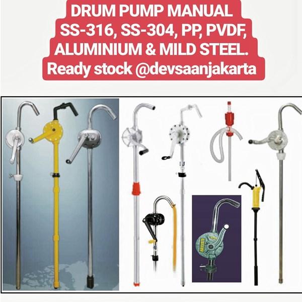 Pompa Drum Rotary
