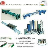 Screw Pump - SS304 / SS316 / Tool Steel