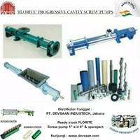 Dari Pompa Screw - SS304 / SS316 / Tool Steel 1
