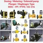 Pompa Dosing - PP/PVC/PVDF/PTFE/SS-316 1