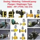 Dosing Pump - PP/PVC/PVDF/PTFE/SS-316 1