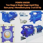 Pompa Vakum - Single Stage & Two Stage 1
