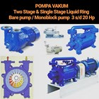 Vacuum Pump Liquid Ring - Single Stage & Two Stage 1