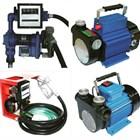 Pompa Rotary Vane & Fuel Dispenser Solar/Bensin - AC 220V & DC 12V 1