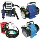 Rotary Vane Pump & Fuel Dispenser Solar/Bensin - AC 220V & DC 12V 1