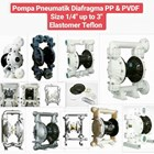 Pneumatic Pump - Polypropylene & PVDF 1