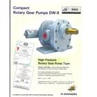 Gear Pump Ropar DW-II 6