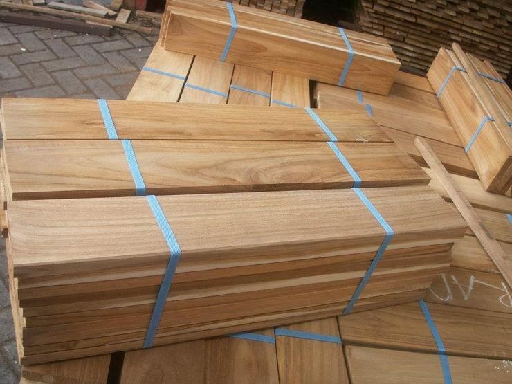 Jual Kayu Jati Flooring Grade A Export Harga Murah Jakarta