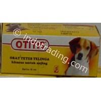 Obat Telinga Anjing Otitis 1