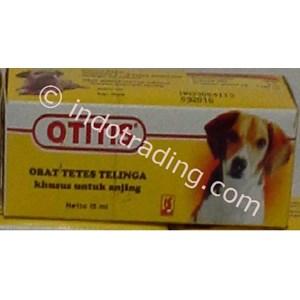 Obat Telinga Anjing Otitis