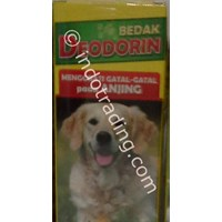 Obat Antiseptik Anjing Bedak Deodorin 1