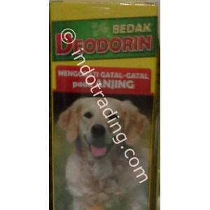 Obat Antiseptik Anjing Bedak Deodorin