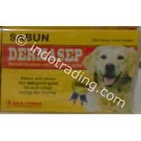 Obat Anti Jamur Anjing Sabun Dermasep 1