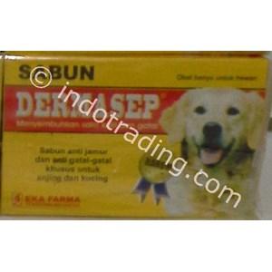 Obat Anti Jamur Anjing Sabun Dermasep