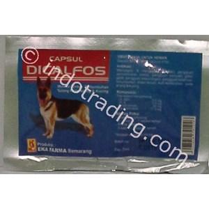 Obat Pertumbuhan Tulang Anjing Dicalfos