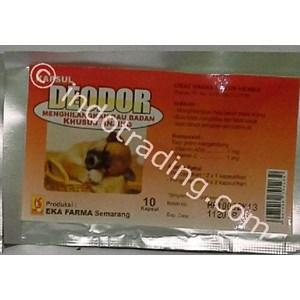 Obat Bau Badan Anjing Deodor Capsul
