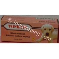 Obat Anjing Muntah Vomitis 1